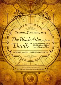 Black Atlas June 16th 2015