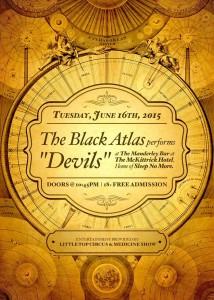 Black Atlas June 16th 2015